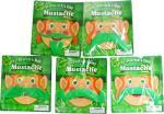 Déguisements Moustache verte Saint Patrick