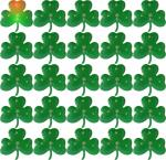 Pin's Saint Patrick