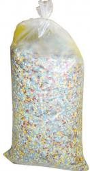 confettis 5 kg multicolores pas cher