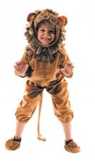 costume lion enfant