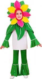 Costume Fleur Fille