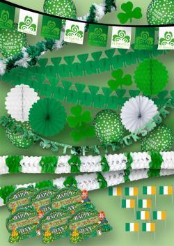 Kit décoration Saint Patrick grand modèle