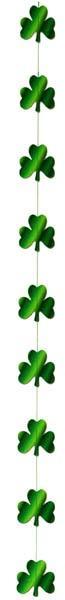 Guirlande Saint Patrick 9 Trèfles