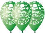 Sachet Ballons Saint Patrick Latex