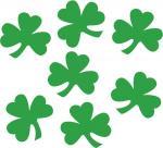 Déguisements Sachet Confettis Saint Patrick