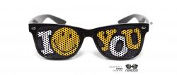 Lunettes Humoristiques Smiley you