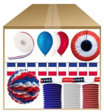 kit decoration 14 juillet