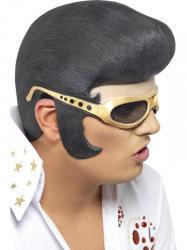 Masque perruque Elvis pas cher