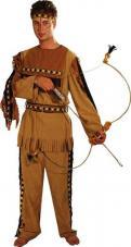 deguisement indien sioux pour homme