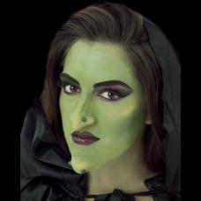 prothese latex sorciere halloween