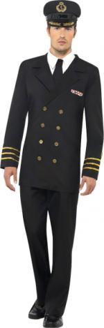 Déguisement Officier Marine