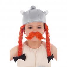 casque obelix pour enfant