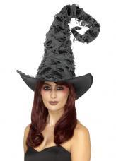 chapeau sorcière déchiré