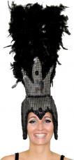 coiffe cabaret noire