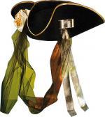 Déguisements Tricorne Pirate Femme