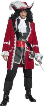 Déguisement Pirate Luxe Homme