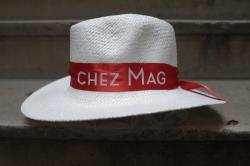 Chapeau Panama Personnalisé Finition Luxe