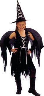Déguisement Sorcière Fairy Fille