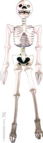 Déguisements Squelette Géant Gonflable