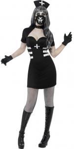 Déguisement Halloween Femme Infirmière Asilium