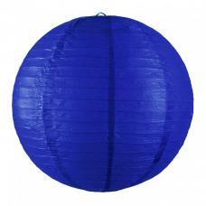 lanterne japonaise bleu nuit