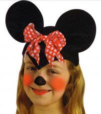 chapeau petite souris pour enfant