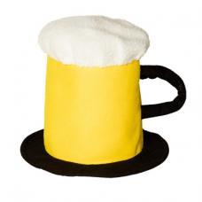chapeau chope de biere