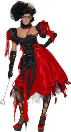 Déguisement Halloween Reine de Coeur