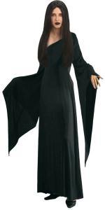 Déguisement Halloween Mortissia Noire