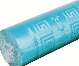 nappe papier turquoise