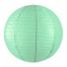 lanterne papier vert