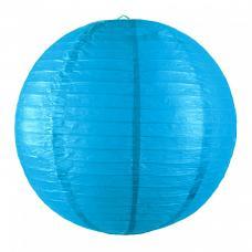 lanterne japonaise bleu lagon