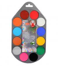 palette aquacolor 12 couleurs