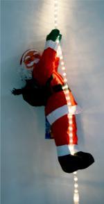 Déguisements Père Noël Lumineux