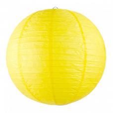 lanterne japonaise jaune