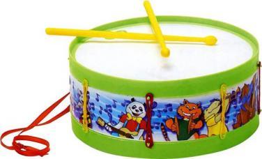 tambour plastique