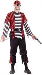 Déguisement Pirate Joe Adulte pas cher