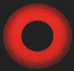 Lentilles de couleurs Dracula