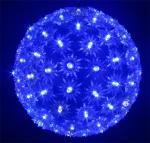 Décoration Boule Lumineuse Bleu