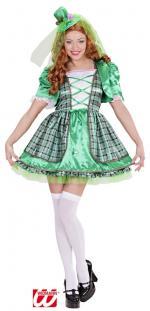 Déguisement Saint Patrick Femme robe