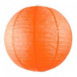 Lanterne japonaise orange pas cher