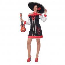 deguisement mexicaine femme