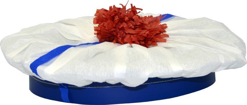 chapeau marin papier blanc. Black Bedroom Furniture Sets. Home Design Ideas