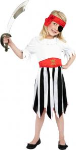 Costume Pirate Fille Pas Cher