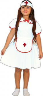 Costume Infirmière Enfant