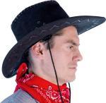 Chapeau Cowboy Texas Noir