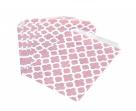 sachets cadeaux retro rose