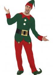 Déguisement Elfe homme pas cher