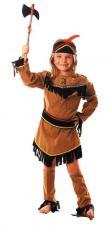 deguisement indienne sioux