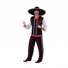 deguisement mariachi mexicain